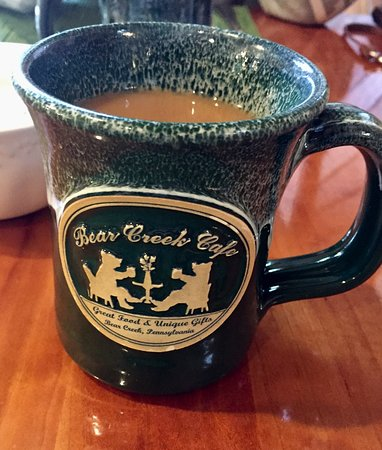 Bear Creek, PA: Coffee