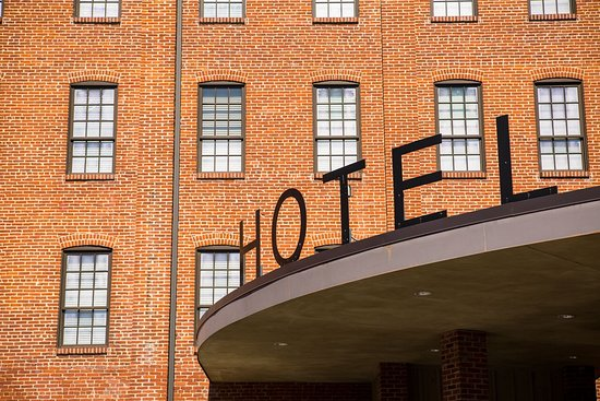 Cork Factory Hotel: Historic Charm. Modern Comforts. Welcome.