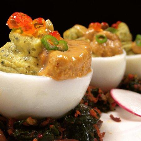 1703 Restaurant: Deviled Eggs