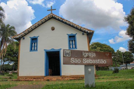 Igrejinha Sao Sebastiao