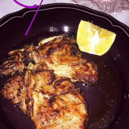I Strouga Psistaria: Must taste! T-bone, delicious