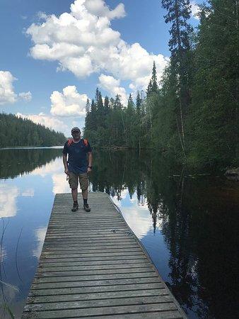 Finlandia Selatan, Finlandia: En el Parque Natural de Ossa, FINLANDIA EN ESTADO PURO.