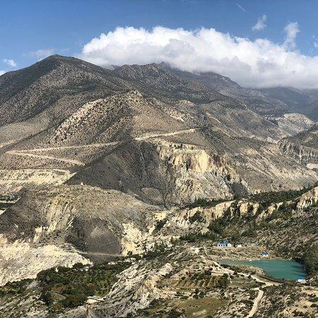 Dhumba lake - the hidden gem of Mustang, Nepal