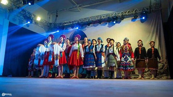 Grupo Folclorico Ucraniano Brasileiro Vesselka