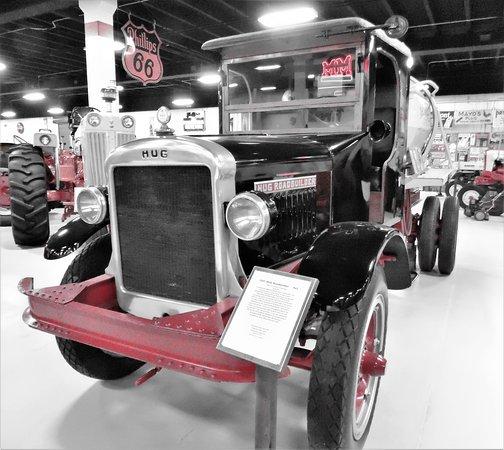 Keystone Tractor Works: Old Farm Truck