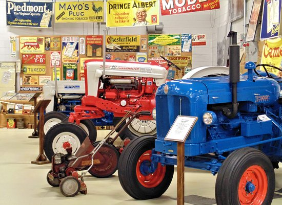 Keystone Tractor Works: More tractors