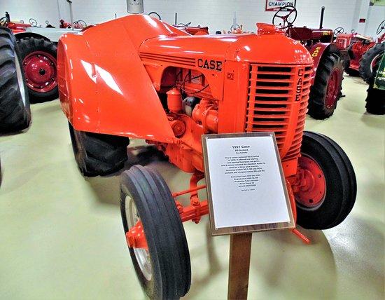 Keystone Tractor Works: Unusual model farm tractor