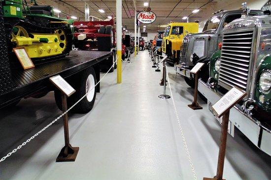 Keystone Tractor Works: More Semis