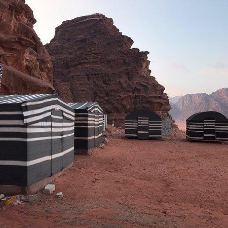 Wadi Rum Traditional Camp