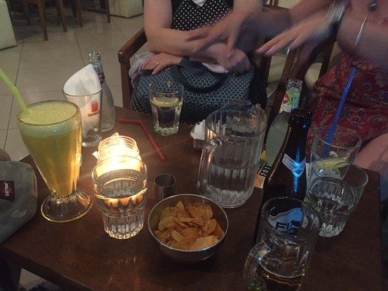 Synastria: Evening drinks