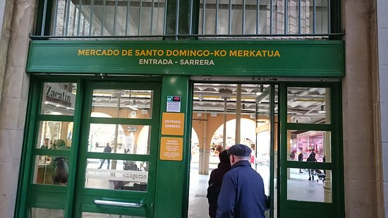Mercado de Santo Domingo