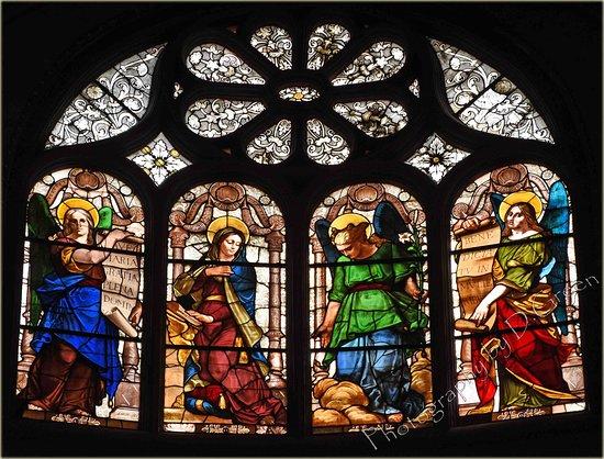 Église Saint-Eustache: Saint Eustache  church - 10