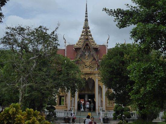 Ват Чалонг: Weiteres Tempelgebäude