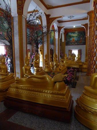 Chaithararam Temple (Wat Chalong): Inneneinrichtung in Wat Chalong