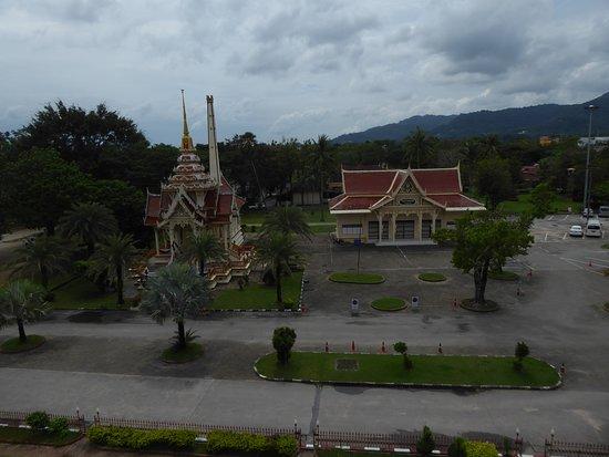 Chaithararam Temple (Wat Chalong): Übersicht des Tempelkomplexes (1)