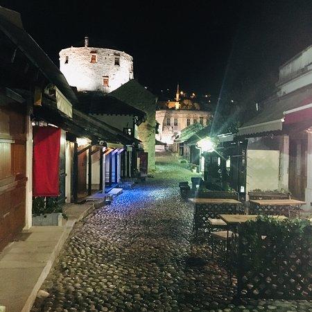 Прекрасный старинный город