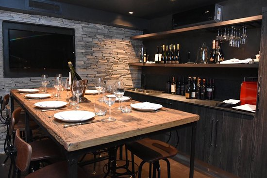 Harutiun Restaurante: Bodega Harutiun para cenas privadas