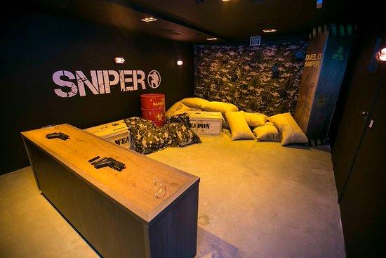 Sniper Jundiaí