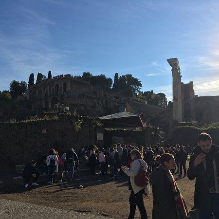 Roman forum 29.11.2018