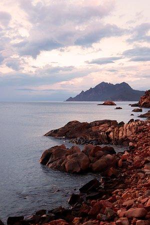 Korsikas Sonnenuntergänge ♥