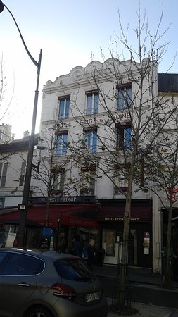 Edgar Quinet Hotel : Images