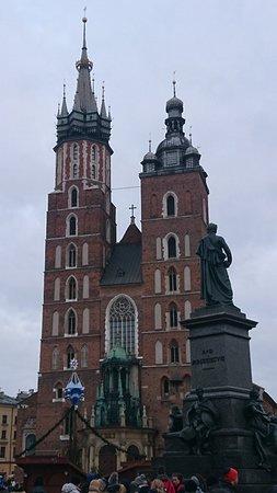 Церковь Успения Пресвятой Девы Марии (Мариацкий костёл): St. Mary's Basilica in Krakow