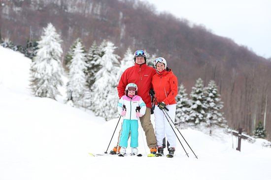 Laurel Highlands, Πενσυλβάνια: The best skiing in Pennsylvania!