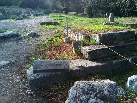 Агора: The road to the Areopagus