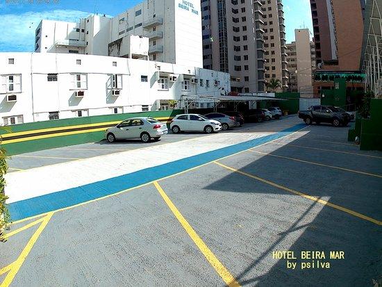 Hotel Beira Mar: garagem