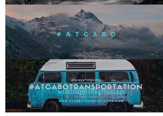 At Cabo Transportation