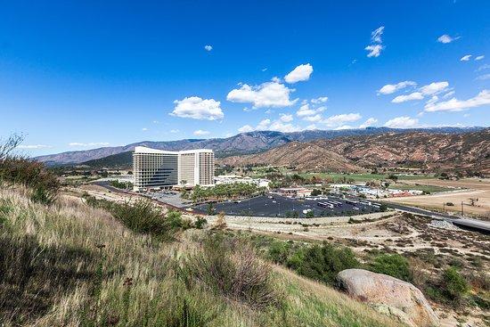 Harrah's Resort Southern California: Location shot