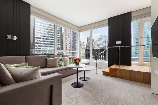Fantastic 2 Bedroom Apartment Wonderful Central Hotel Review Of Andaz 5th Avenue United States New York