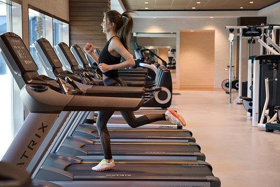 Harrah's Resort Southern California: Fitness center