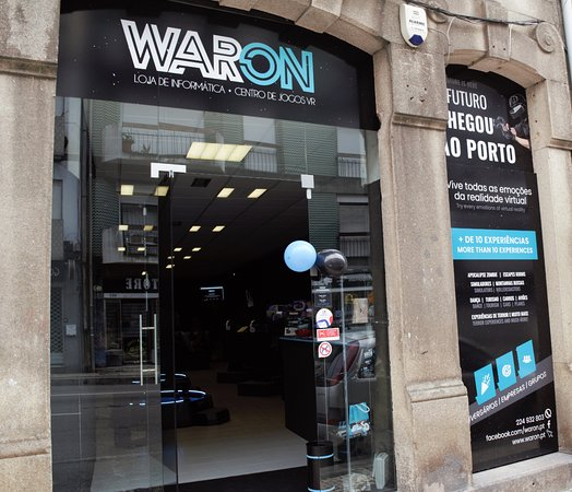 WARON - VR Center