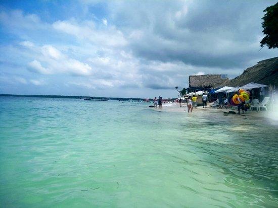 Islas de Rosario, Colombia: Arquipélago del Rosario!