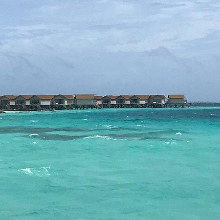 Centara Ras Fushi Resort & Spa Maldives: October 2018 @ Centara Ras Fushi