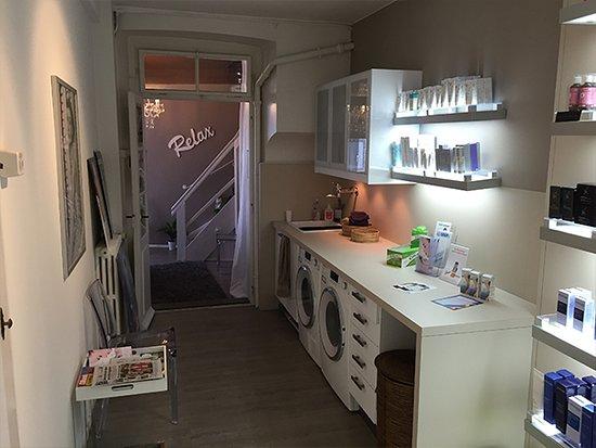 Rolle, Switzerland: Beauty Fit Center - Salle d'attente