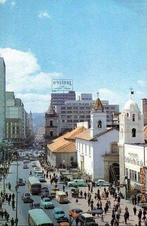 Богота, Колумбия: 76'