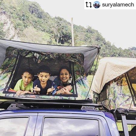 Karakoles: Colombia es un pais seguro para viajar con niños.