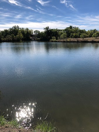 Silver Creek, NE: A peaceful view you can find only at Fisher's Cove RV Park.