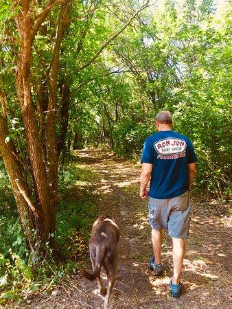 Silver Creek, NE: We LOVE pets! Hiking is encouraged!