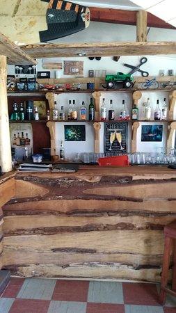 Mehuín, Chile: El tubo cafe-restobar Mehuin chile