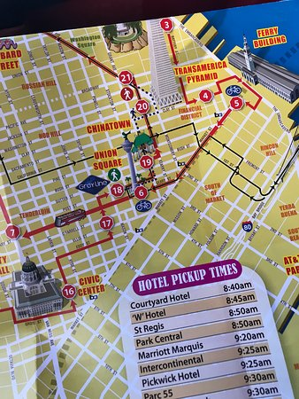 San Francisco Hop-On Hop-Off Tour - Picture of San Francisco Hop-On ...