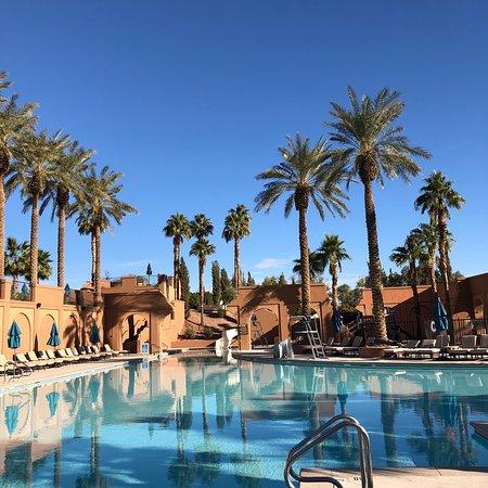 Fantastic hotel choice for Vegas