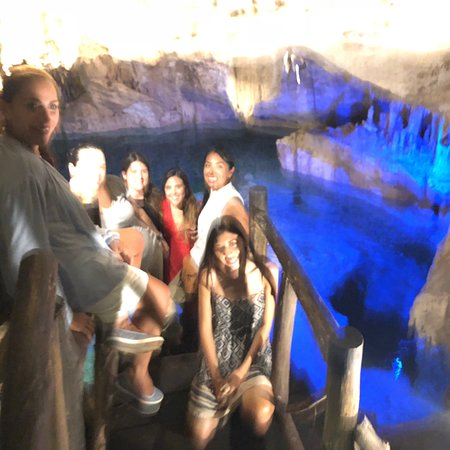 Interaction with animals, stingless bees and magical cenote