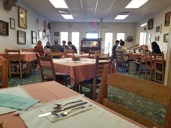 Annie's Soup Kitchen. Albuquerque, NM. October 2018.
