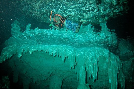 Cenote Chaak Tun Tour a Playa del