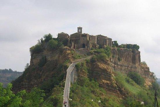 Orvieto e Civita di Bagnoregio da