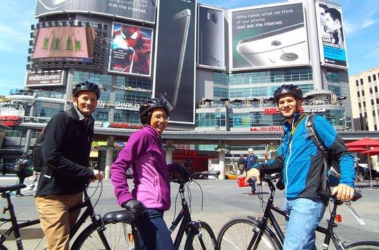 多伦多市区自行车之旅