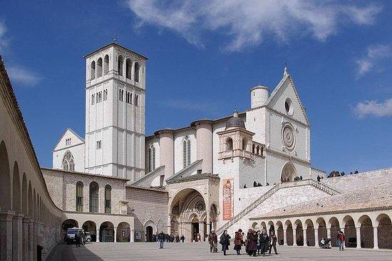 Privédagtrip naar Assisi vanuit Rome